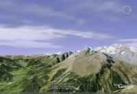 Live Weather in Google Earth