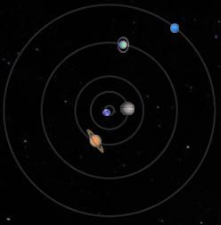 solar system google